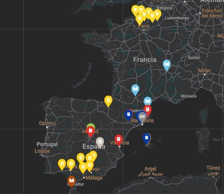 ITT: 2 New branches in North of France
