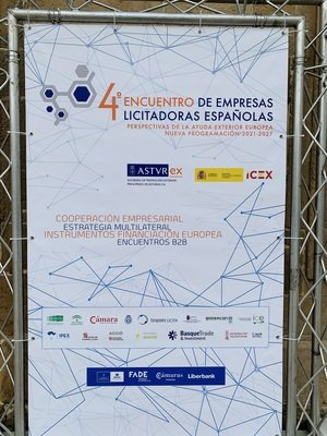 ITT IN THE 4th MEETING OF SPANISH BIDDING COMPANIES