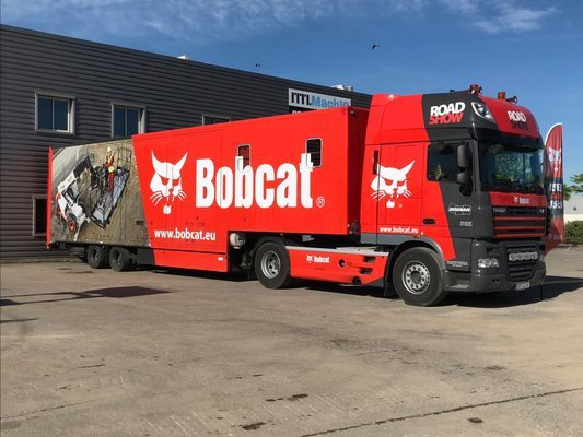Doosan-Bobcat : Mach10 new distribution contract in Rhône-Alpes
