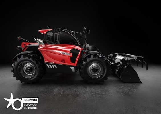 The Manitou Group Scoops 'Étoile du Design Made in France' Prize