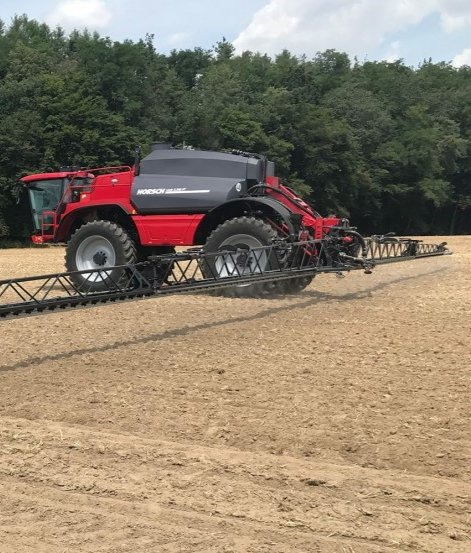 ITT News: Horsch sprayers in Landau