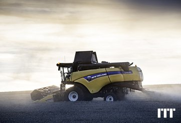 Combine harvester New Holland CX 5.90HS - 4