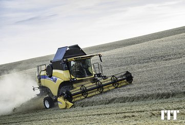 Combine harvester New Holland CX 5.90HS - 6