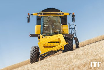Combine harvester New Holland CX 5.90HS - 7