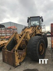Wheeled Loader Fiat-Hitachi FR20 B - 6
