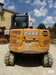 Mini digger Case CX 80C - 11