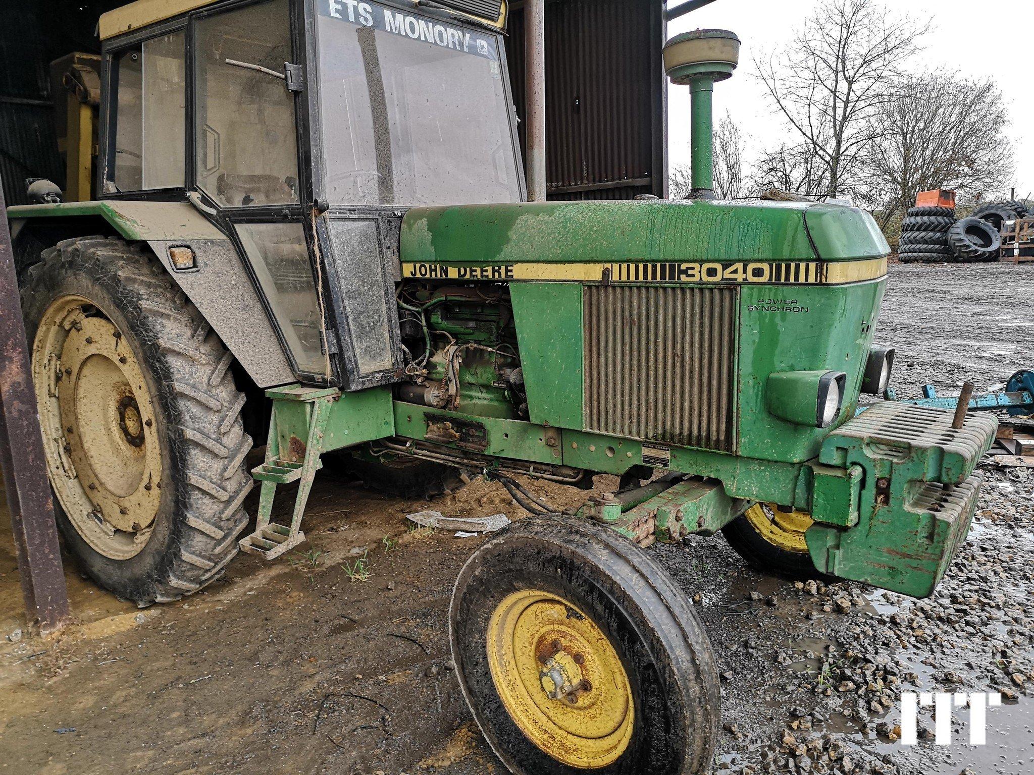 farm tractors john deere 3040 on sale on itt1878