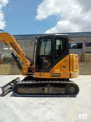Mini digger Case CX 80C - 3