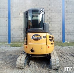 Mini digger Case CX 39 - 3