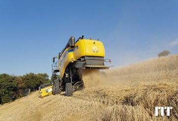 Combine harvester New Holland CX 5.90HS - 3