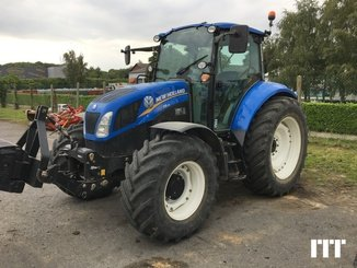 Farm tractors New Holland T5.115 - 1