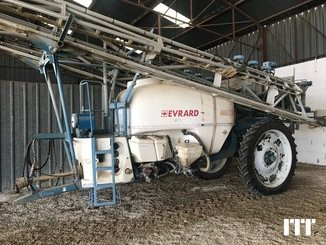 Trailed sprayer Evrard METEOR 4100L - 1