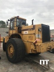 Wheeled Loader Fiat-Hitachi FR20 B - 7