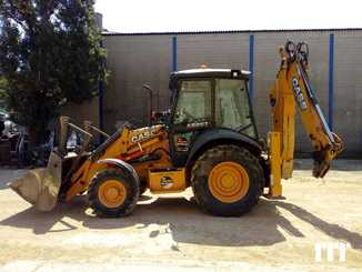 Backhoe Case 580 ST - 1