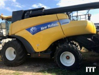 Combine harvester New Holland CR 9080 - 4