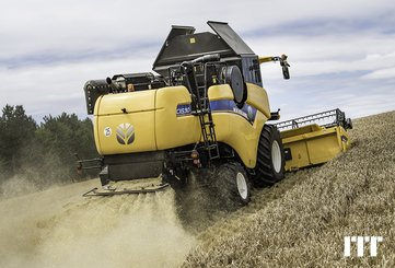 Combine harvester New Holland CX 5.90HS - 9