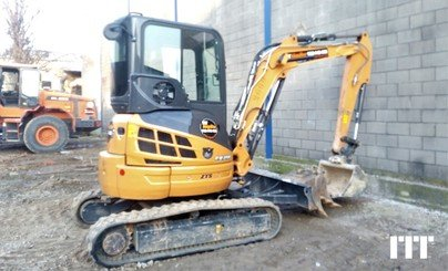 Mini digger Case CX 39 - 1