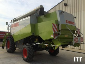 Combine harvester Claas LEXION 440 - 4