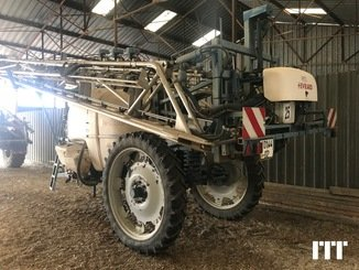 Trailed sprayer Evrard METEOR 4100L - 2