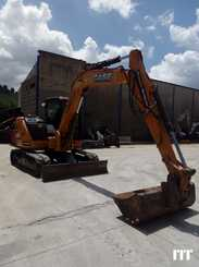 Mini digger Case CX 80C - 5