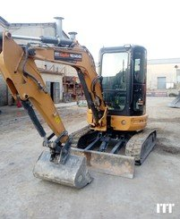Mini digger Case CX 39 - 2