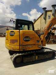 Mini digger Case CX 80C - 6