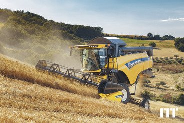 Combine harvester New Holland CX 5.90HS - 2