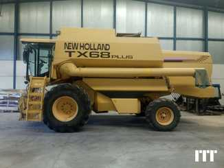 Combine harvester New Holland TX 68 PLUS FS - 1