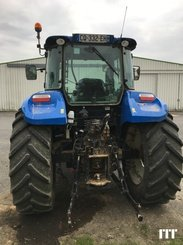 Farm tractors New Holland T5.115 - 2
