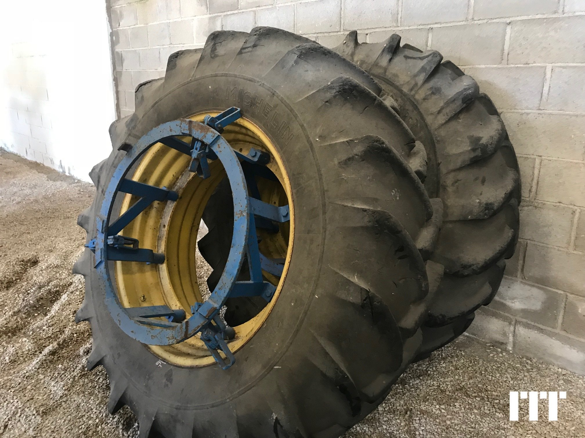 Accessory soil Divers JUMELAGE 20.8R38 - 1