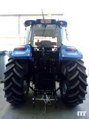 Farm tractors New Holland T5.120 EC - 3
