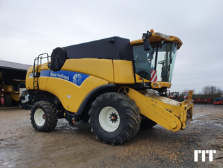 Combine harvester New Holland 8080 - 3