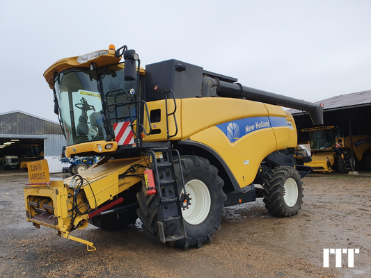Combine harvester New Holland 8080